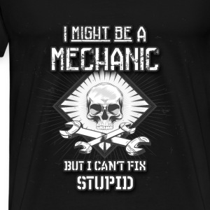 Mechanic T-shirt - A mechanic - Men's Premium T-Shirt