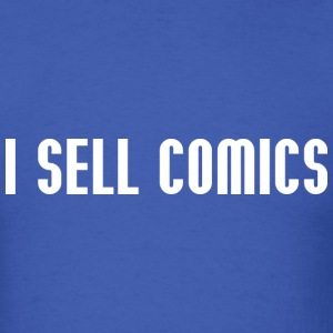 I Sell Comics - Men's T-Shirt