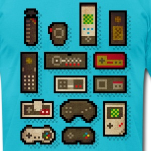 pixelcontrol T-Shirts - Men's T-Shirt by American Apparel