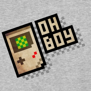 Oh Boy T-Shirts - Baseball T-Shirt