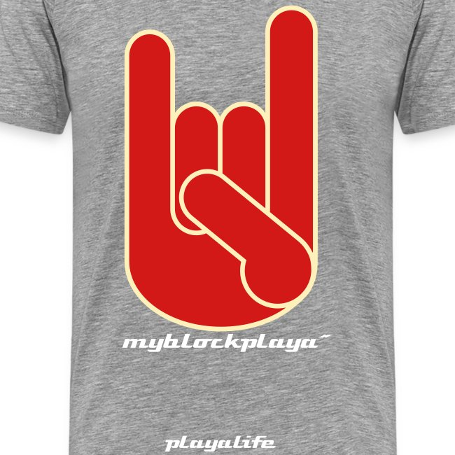 NEW PlayaLife Clothing/H-Town Men Tee