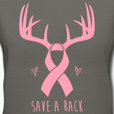 Save a Rack Rack Breast Cancer Awareness T Shirt