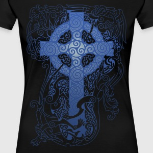 CELTIC NIGHT - Women's Premium T-Shirt