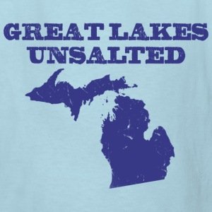 Great Lakes Unsalted Blue Kids' Shirts - Kids' T-Shirt