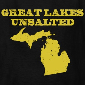 Great Lakes Unsalted Yellow - Kids' T-Shirt