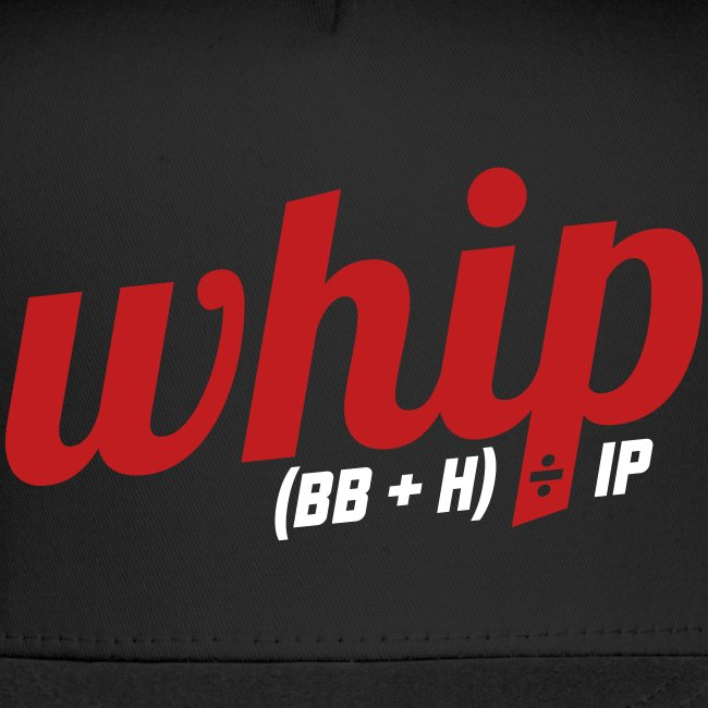 WHIP (Walks & Hits per Inning Pitched)