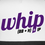 Design ~ WHIP (Walks & Hits per Inning Pitched)
