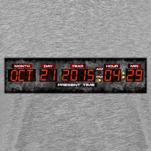 Save the Date Men's Premium T-shirt - Men's Premium T-Shirt