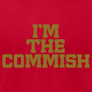 Design ~ I'm the Commish