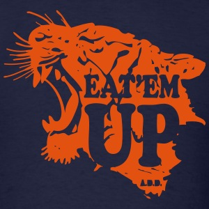 Eat'em Up Tigers - Men's T-Shirt