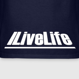 ILiveLife Prospective Up  T-Shirts - Men's T-Shirt