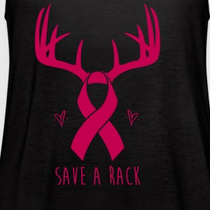 Save a Rack Tank Top - Women's Flowy Tank Top by Bella