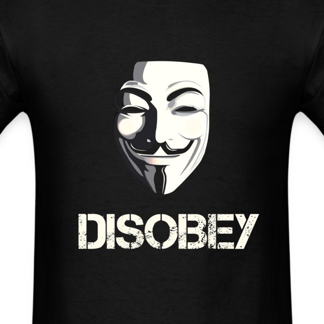 Disobey Anonymous - MEN