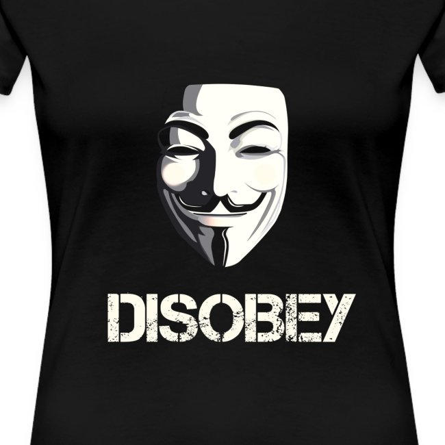 Disobey Anonymous - WOMEN