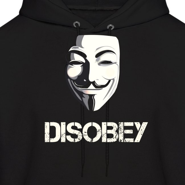 Disobey Anonymous - MEN