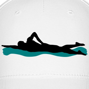 Swimming, Swimmer Caps - Baseball Cap