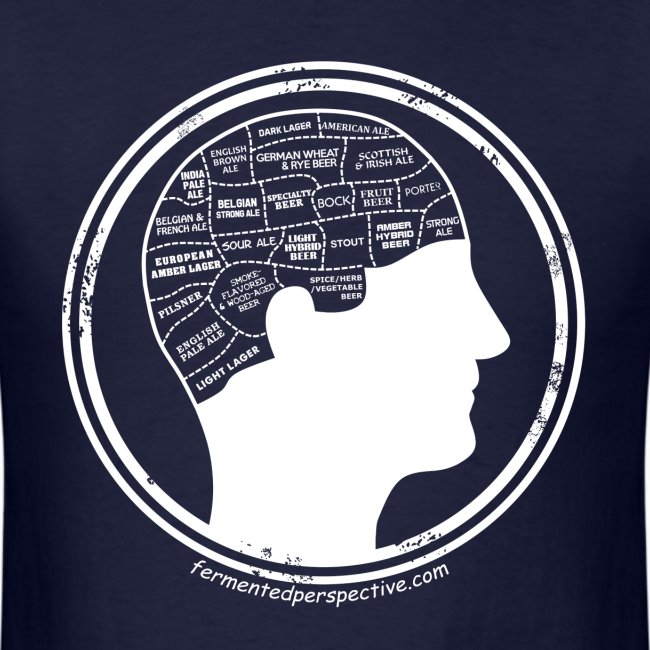 Phrenology Beer Head