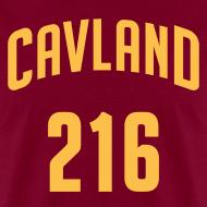 Design ~ Cavland 216 T-Shirt