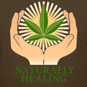 Naturally Healing - Women's T-Shirt