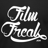 Design ~ Film Freak Premium 100% cotton