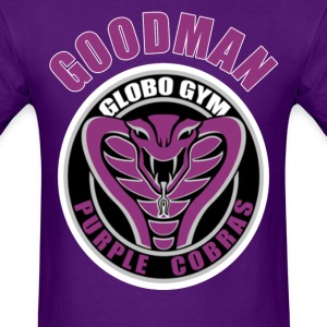 Goodman Globo Gym T-shirt - Men's T-Shirt