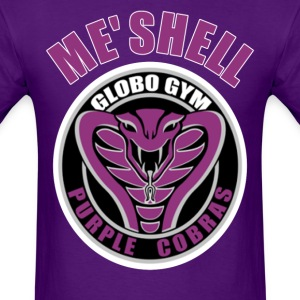MeShell Globo Gym T-shirt - Men's T-Shirt