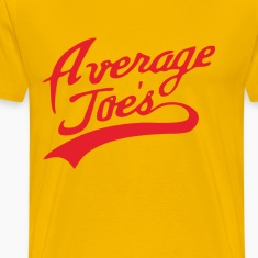 Average Joe's T-shirt (1)