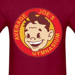 Average Joe's Gymnasium - Men's T-Shirt