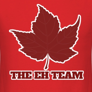 Eh team canada day  - Men's T-Shirt