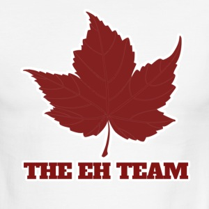 Eh team canada day  - Men's Ringer T-Shirt