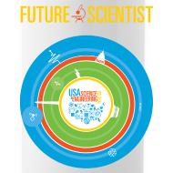Design ~ Future Scientist Water Bottle