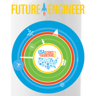 Design ~ Future Engineer Water Bottle