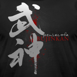 Bujinkan Pensacola T-Shirts - Men's T-Shirt by American Apparel
