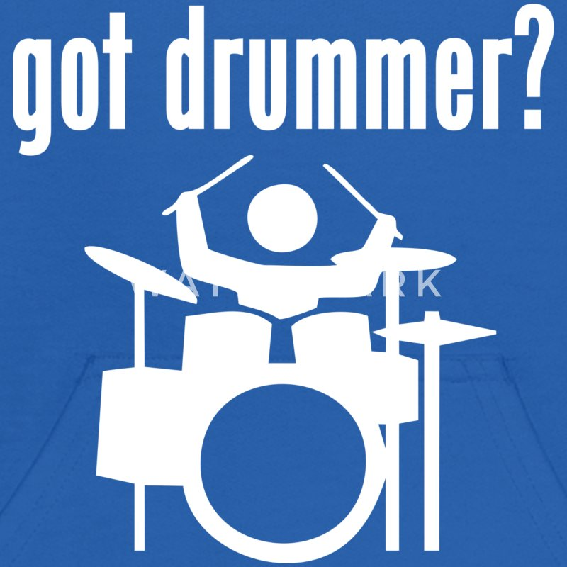 Got Drummer? Playing Drums Sweatshirts - Kids' Hoodie