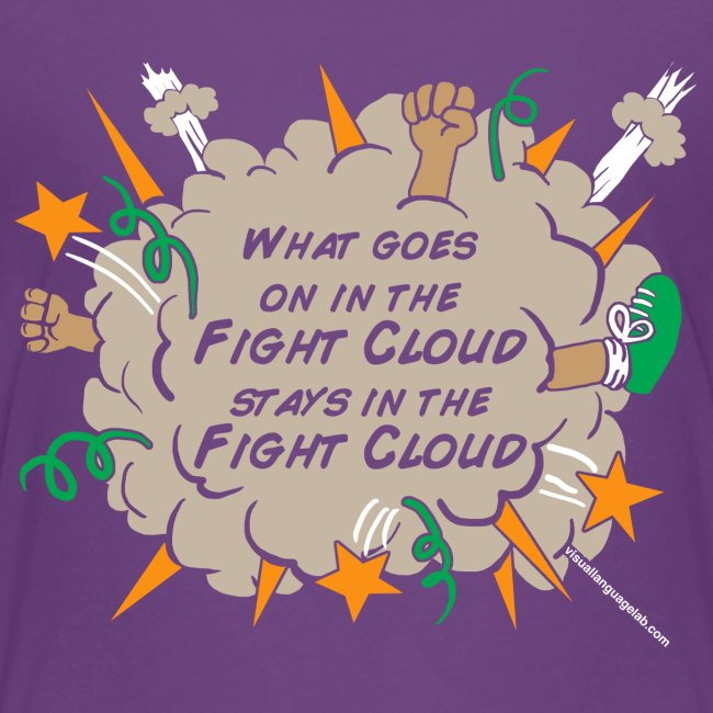 What goes on in Fight Clouds?