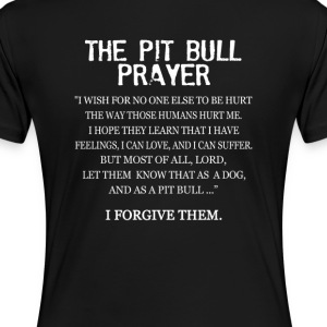 The Pit Bull Prayer - Women's Premium T-Shirt