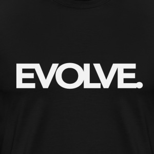 evolve t shirt - Men's Premium T-Shirt