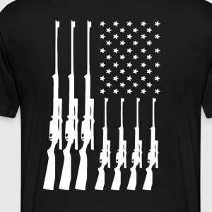 American Guns - Men's Premium T-Shirt