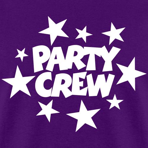 Party Crew Stars White