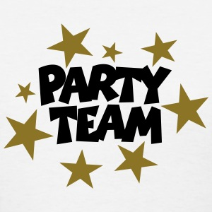 Party Team T-Shirt (Women) - Women's T-Shirt