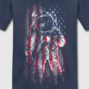 Astronaut Flag Baby & Toddler Shirts - Toddler Premium T-Shirt