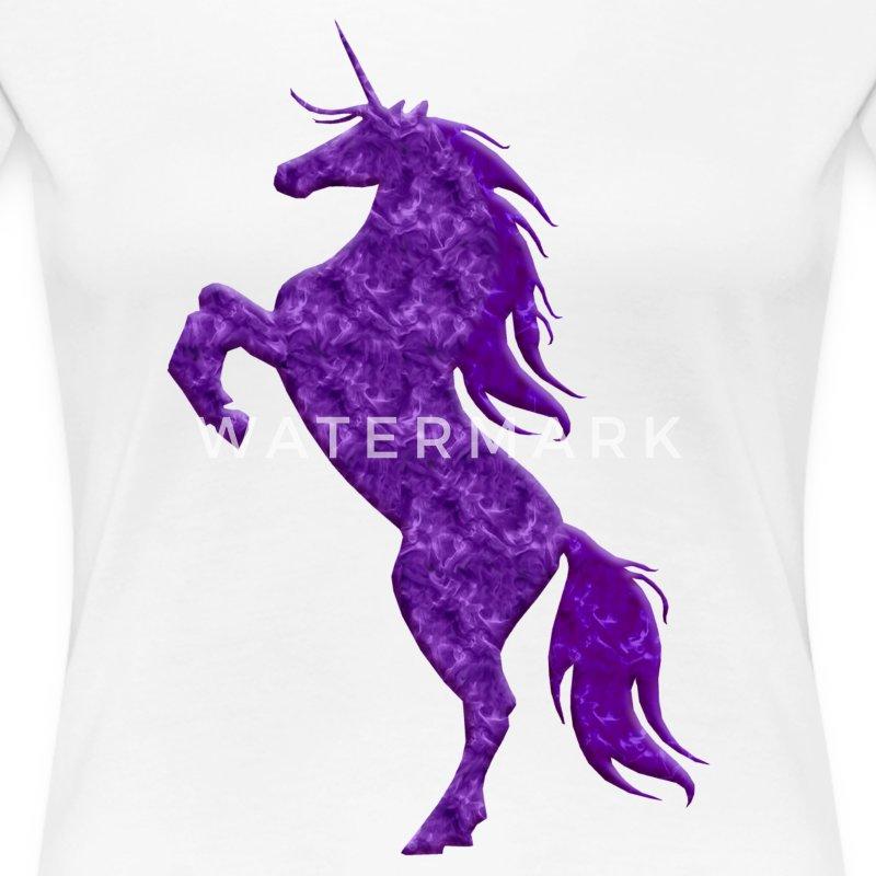 Purple Unicorn T Shirt Spreadshirt