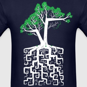 Square Root T-Shirts - Men's T-Shirt