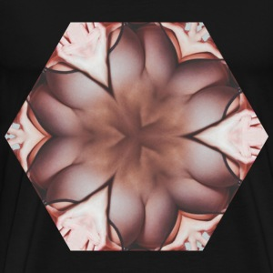 Psychedelic #5 N-ude T-Shirts - Men's Premium T-Shirt
