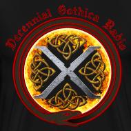 Design ~ Decennial Gothica Radio Logo