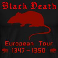 Design ~ Double-sided BLACK DEATH Tour Shirt