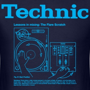 technical  T-Shirts - Men's T-Shirt