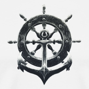 Anchor & Wheel T-Shirts - Men's Premium T-Shirt
