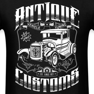 Hot Rod - Antique Customs T-Shirts - Men's T-Shirt