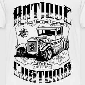 Hot Rod - Antique Customs Baby & Toddler Shirts - Toddler Premium T-Shirt
